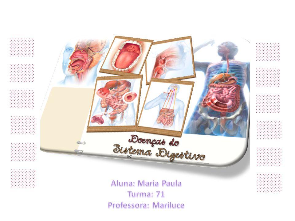 Aluna: Maria Paula Turma: 71 Professora: Mariluce