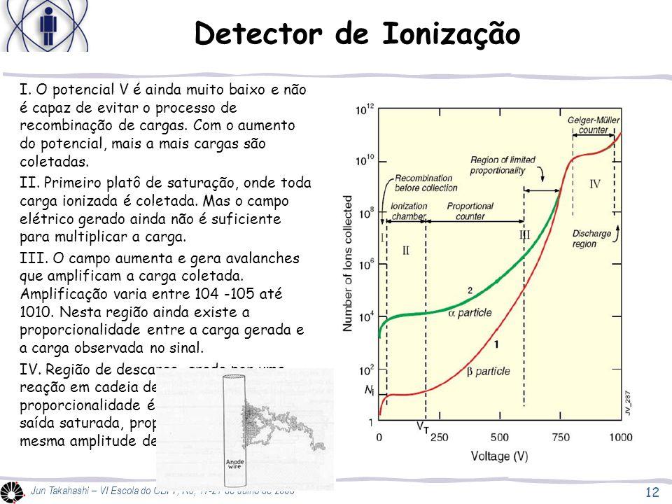 Detector de Ionização