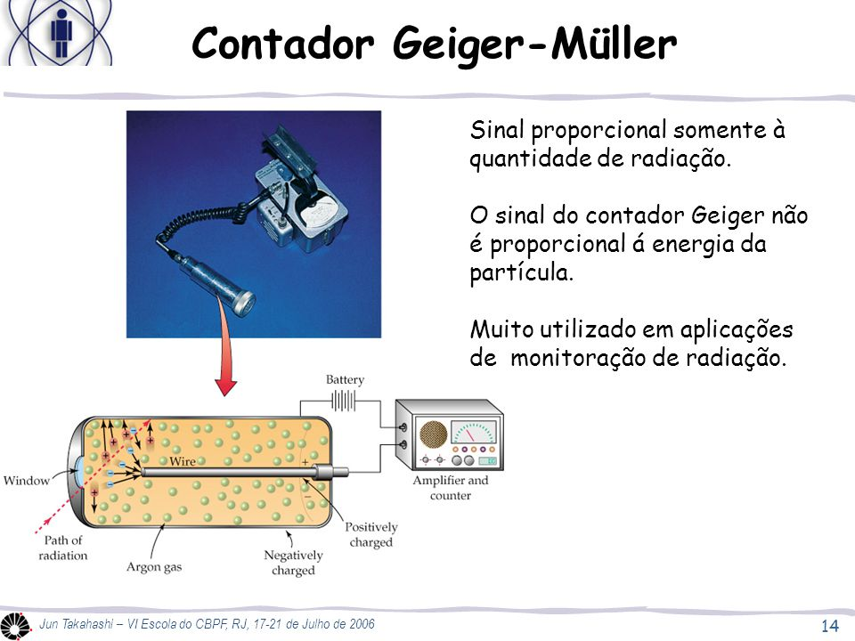 Contador Geiger-Müller