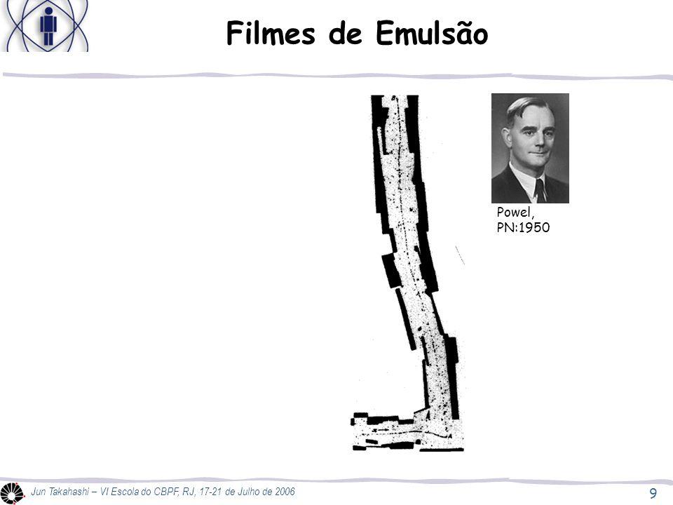 Filmes de Emulsão Powel, PN:1950