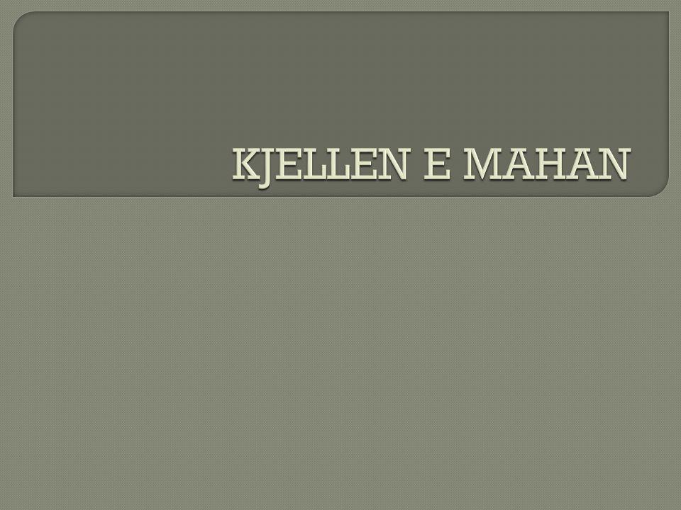KJELLEN E MAHAN