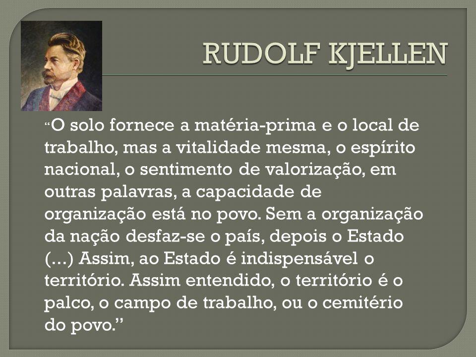 RUDOLF KJELLEN