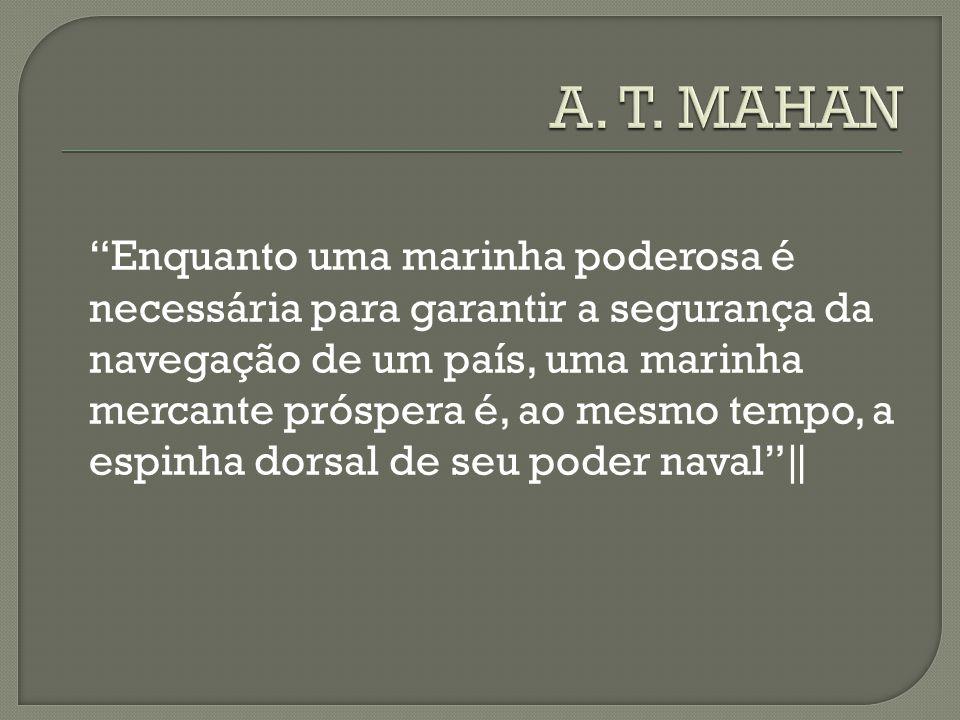 A. T. MAHAN