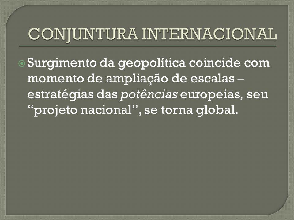 CONJUNTURA INTERNACIONAL