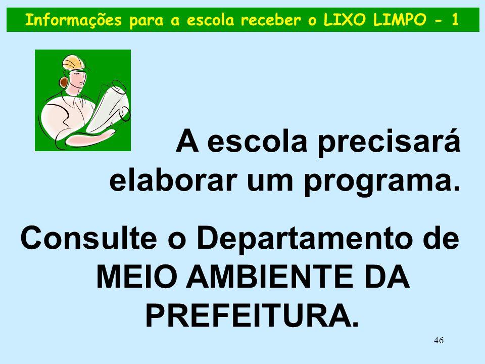 Consulte o Departamento de MEIO AMBIENTE DA PREFEITURA.
