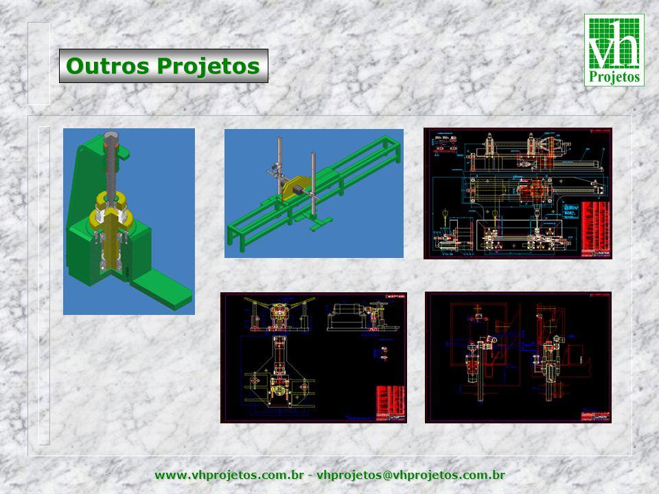 Outros Projetos www.vhprojetos.com.br - vhprojetos@vhprojetos.com.br
