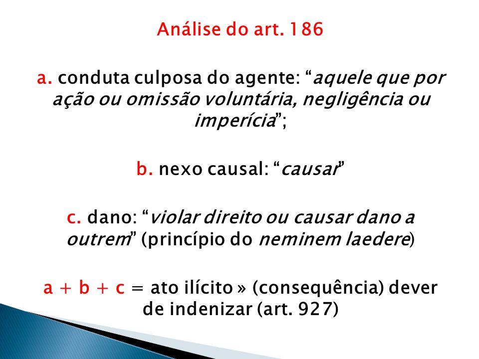 b. nexo causal: causar