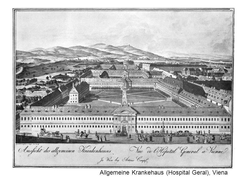 Allgemeine Krankehaus (Hospital Geral), Viena