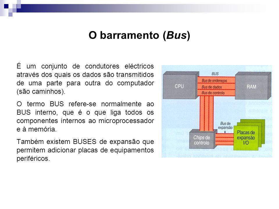 O barramento (Bus)