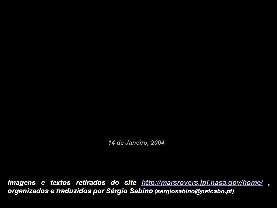 14 de Janeiro, 2004