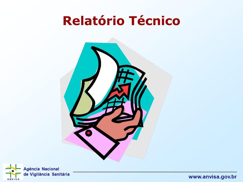 Relatório Técnico