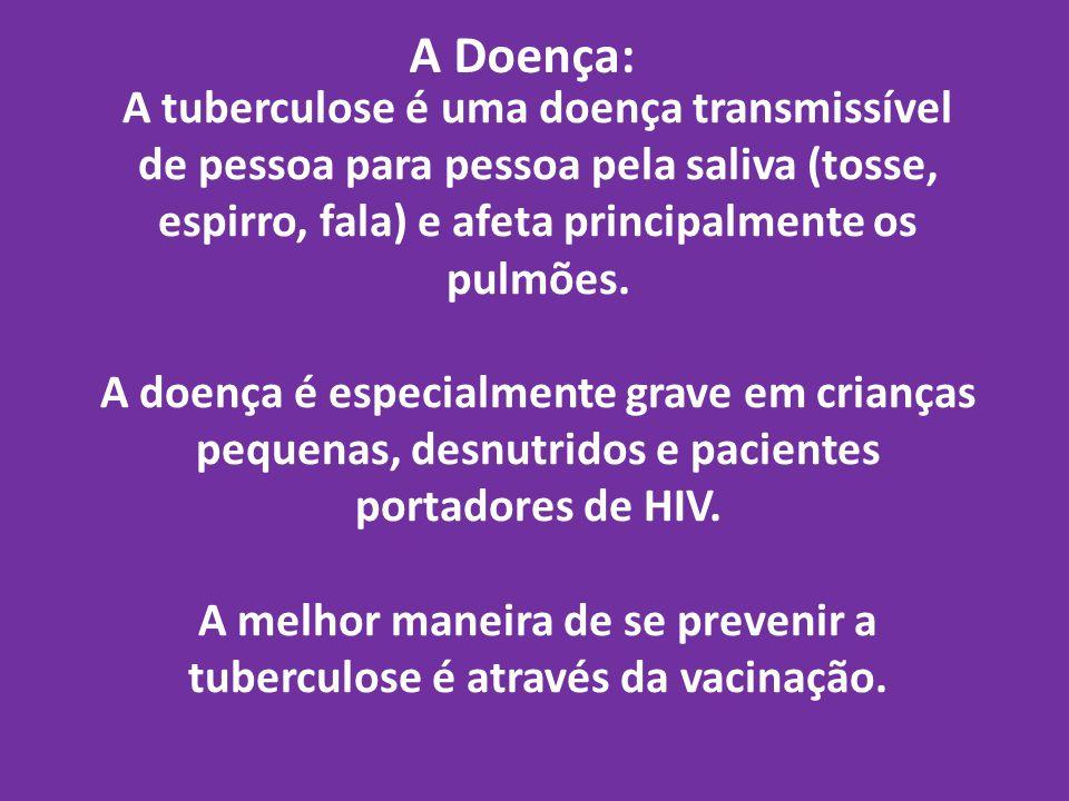 A Doença: