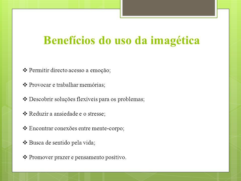 Benefícios do uso da imagética