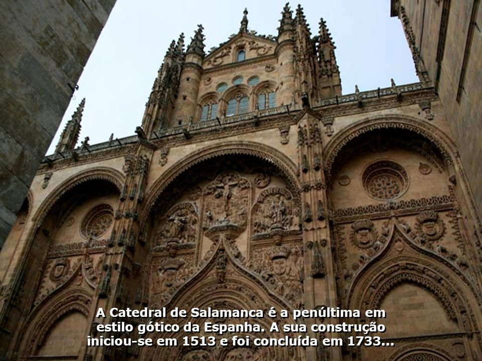 IMG_1542 - ESPANHA - SALAMANCA – CATEDRAL NOVA – PORTA PRINCIPAL-700