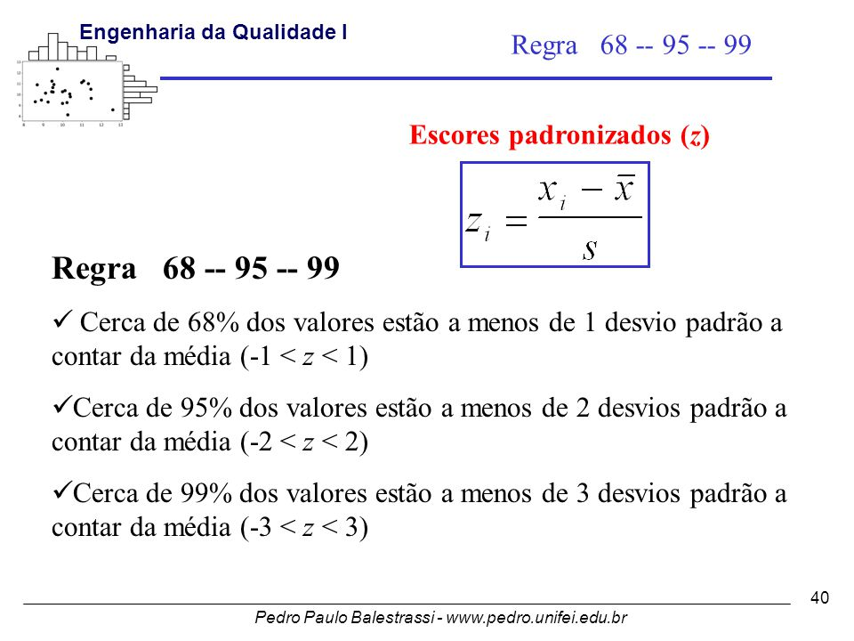 PRE01 - Probabilidade e Estatística