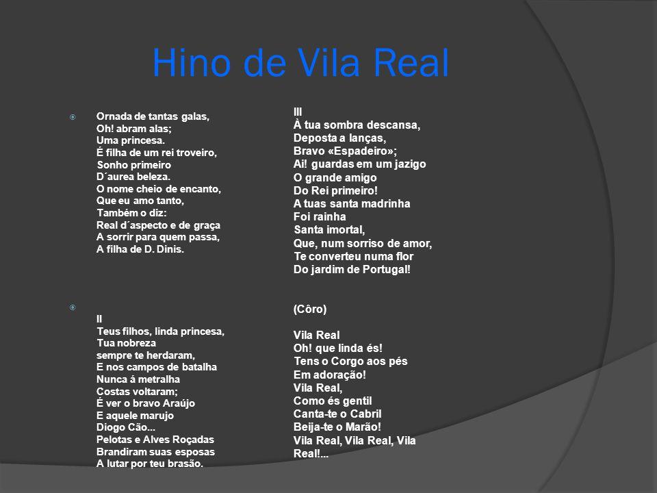 Hino de Vila Real