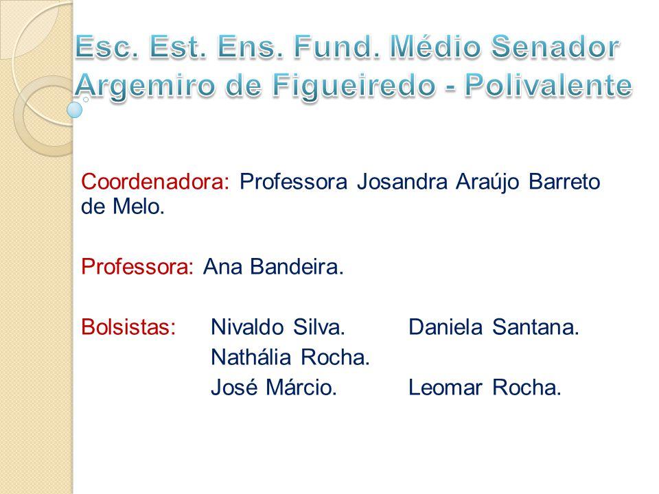 Esc. Est. Ens. Fund. Médio Senador Argemiro de Figueiredo - Polivalente