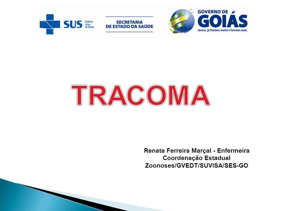 TRACOMA Renata Ferreira Marçal - Enfermeira