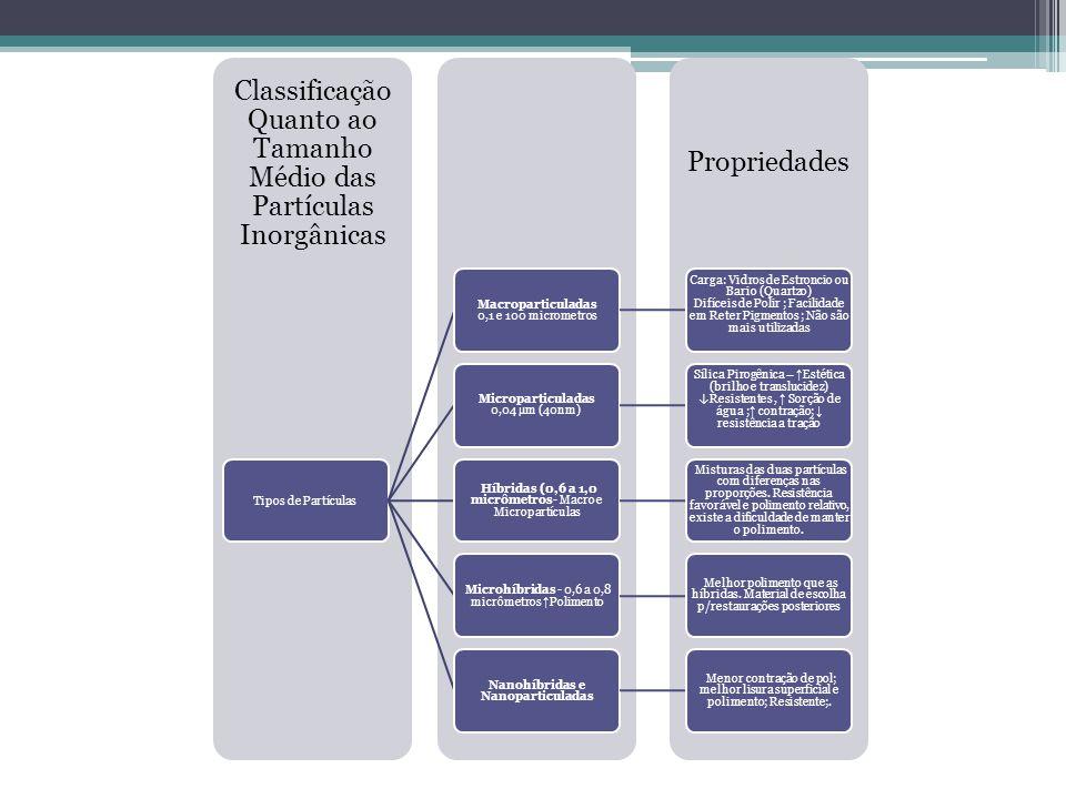 Nanohíbridas e Nanoparticuladas
