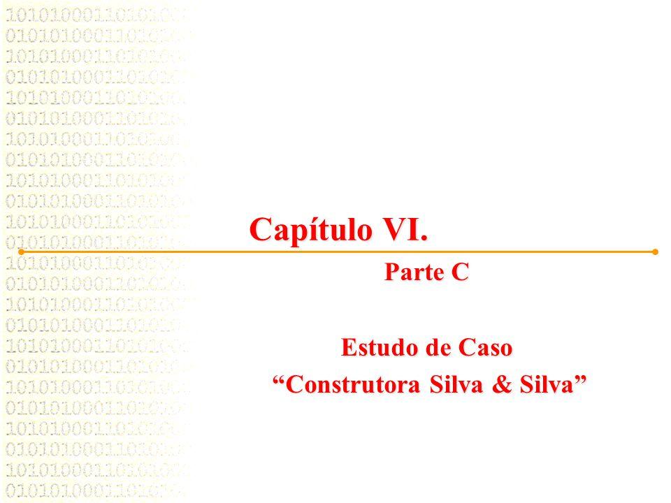 Parte C Estudo de Caso Construtora Silva & Silva