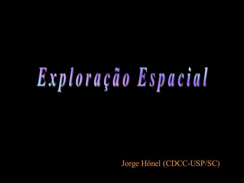 Exploração Espacial Jorge Hönel (CDCC-USP/SC)