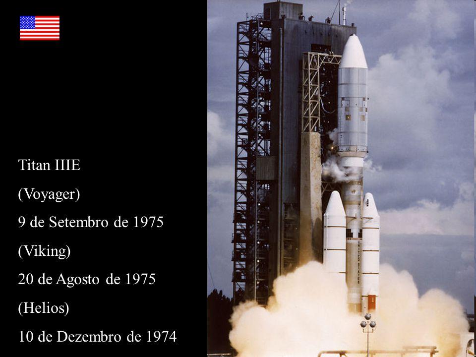 Titan IIIE (Voyager) 9 de Setembro de 1975 (Viking)