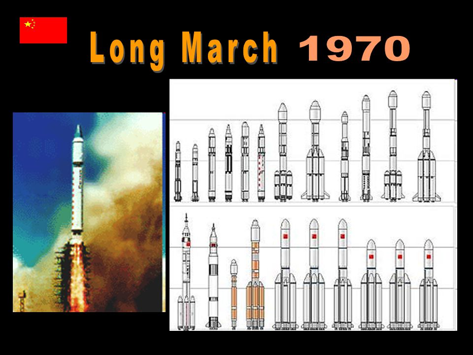 Long March 1970 http://en.wikipedia.org/wiki/Long_March_rocket