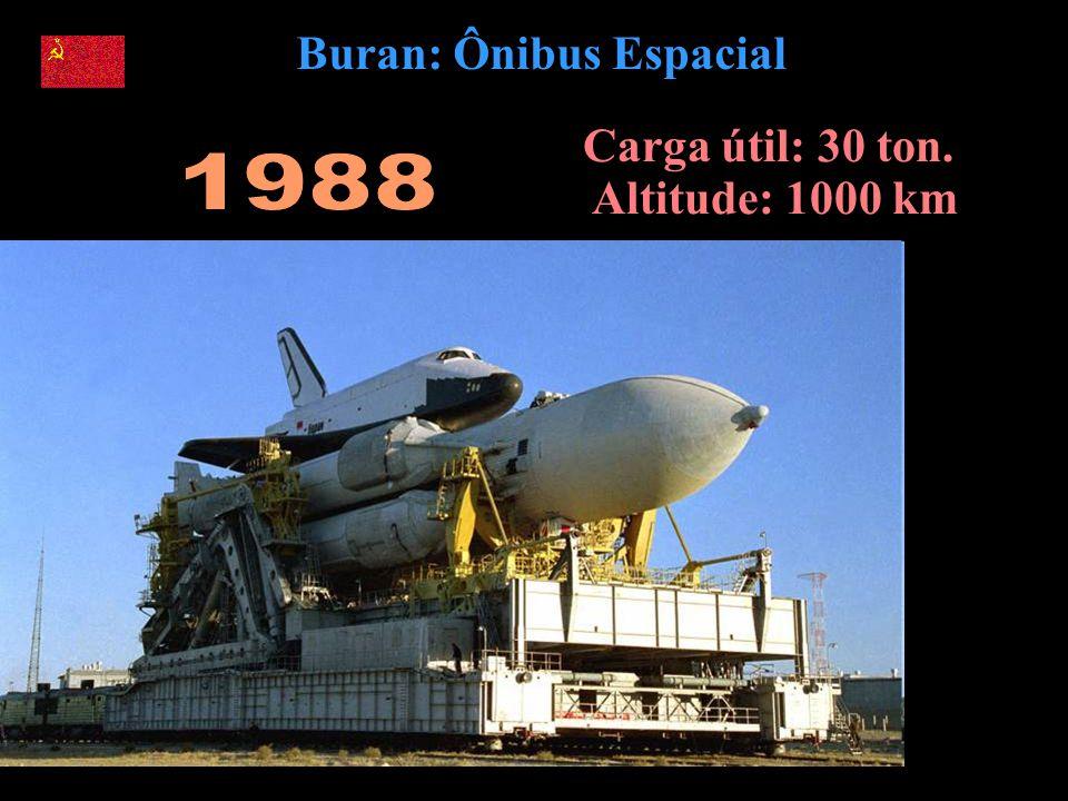 Buran: Ônibus Espacial