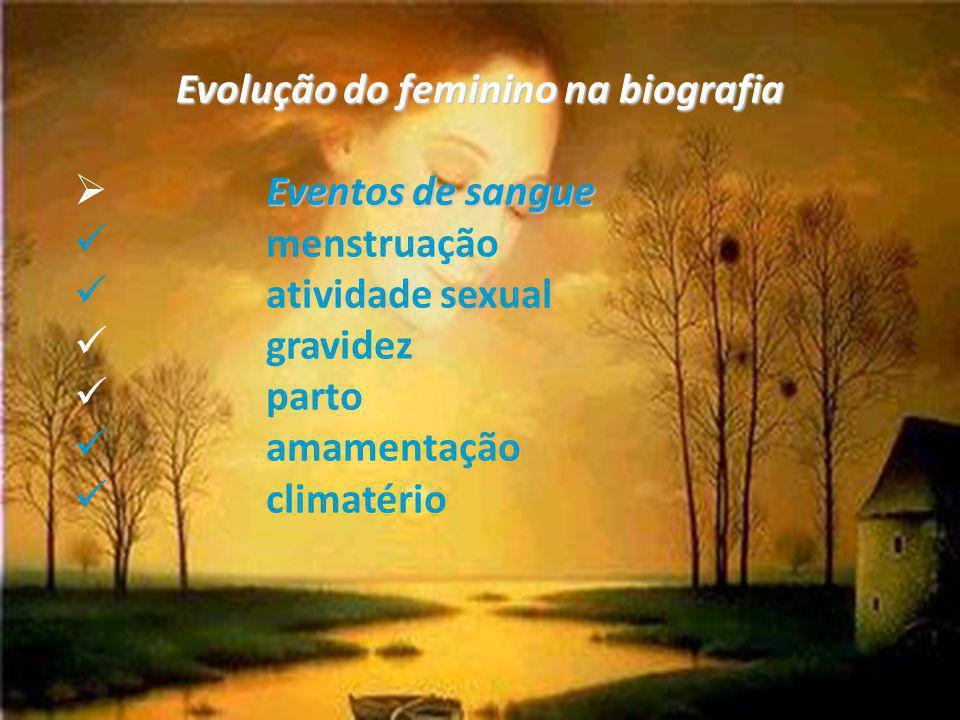 Evolução do feminino na biografia