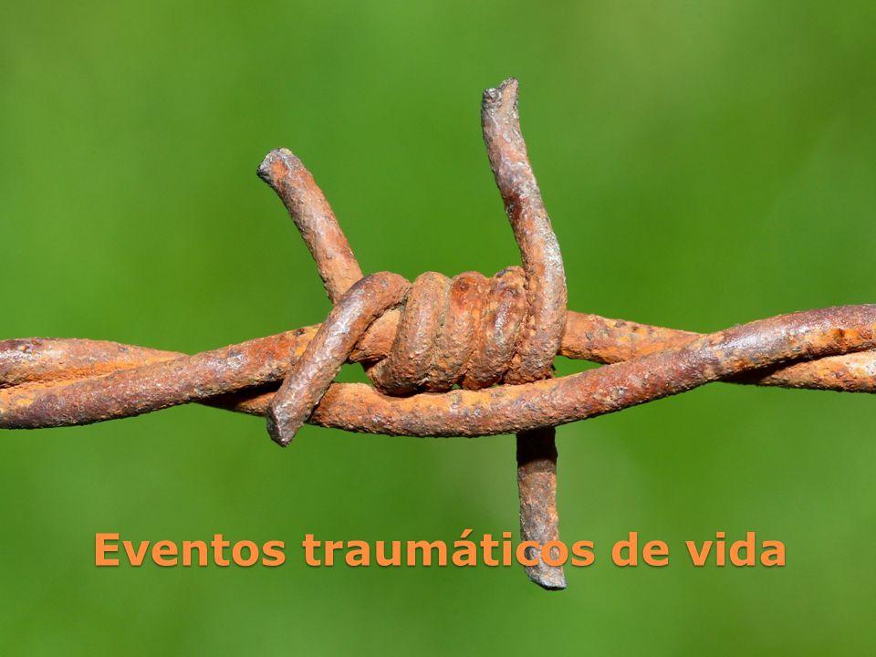 Eventos traumáticos de vida