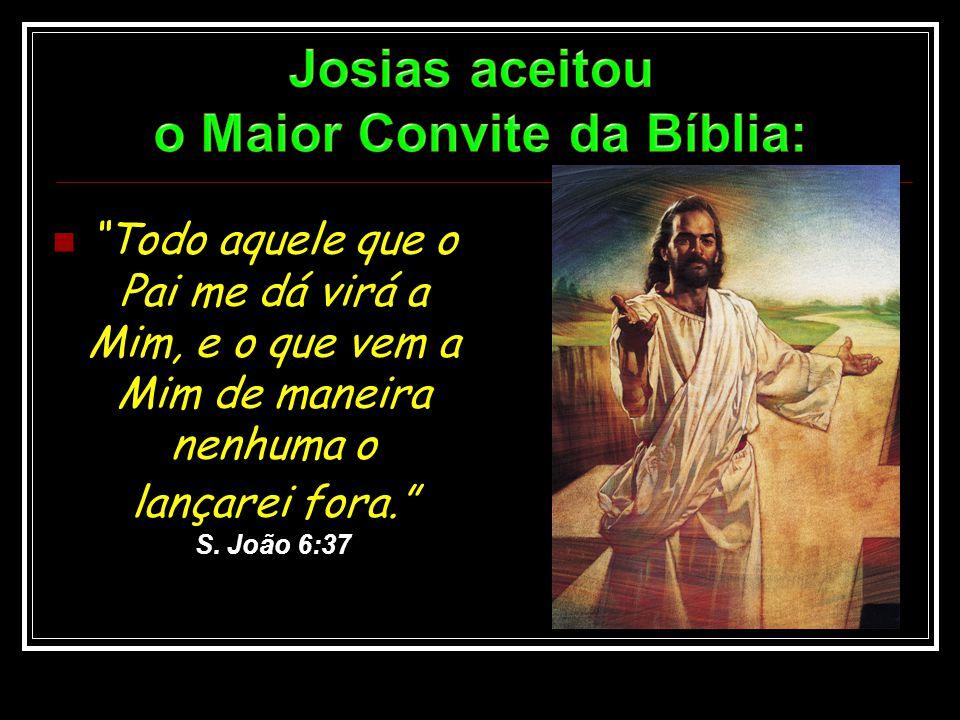 o Maior Convite da Bíblia:
