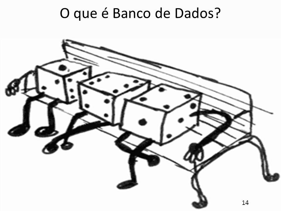 O que é Banco de Dados