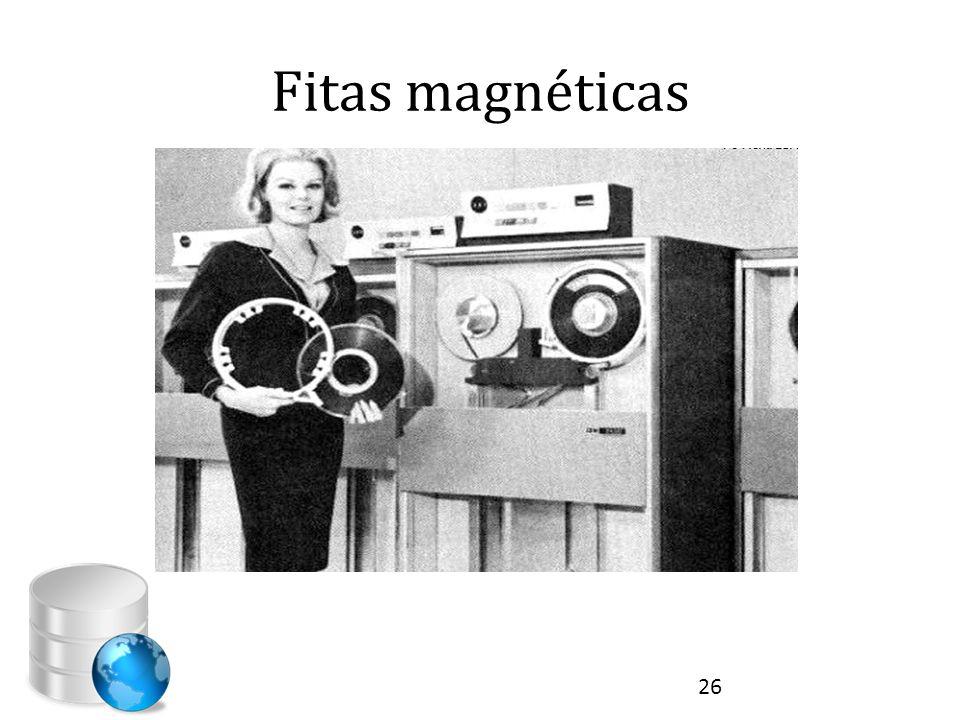 Fitas magnéticas