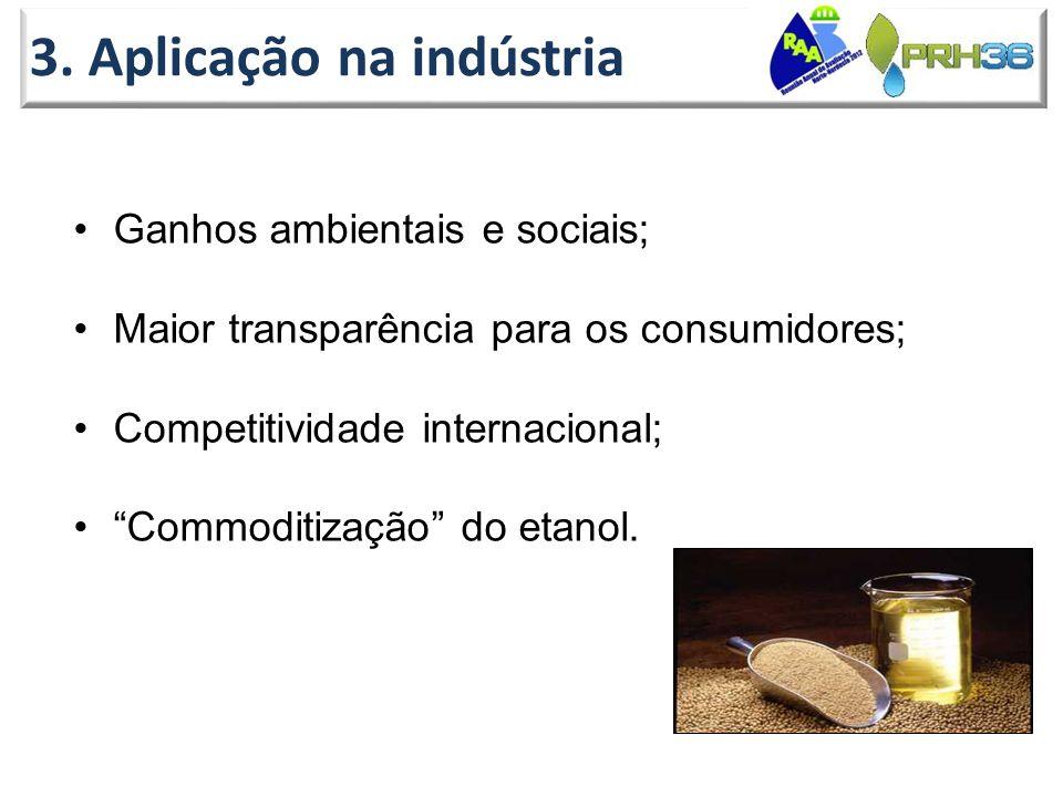 3. Aplicação na indústria
