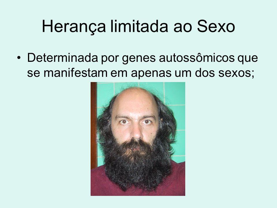 Herança limitada ao Sexo