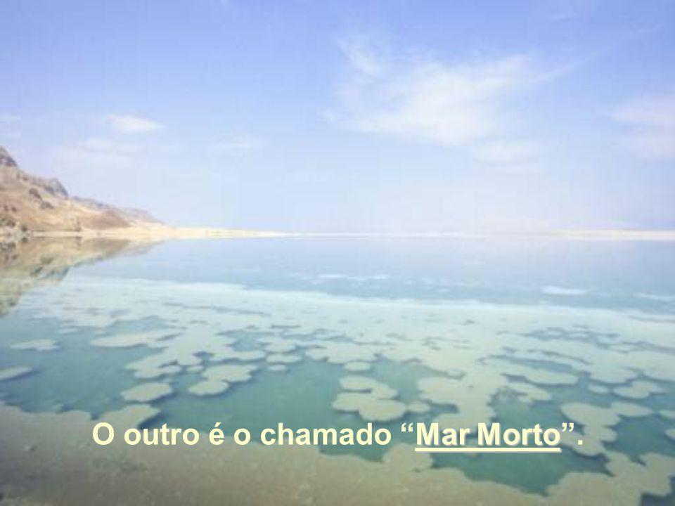 O outro é o chamado Mar Morto .