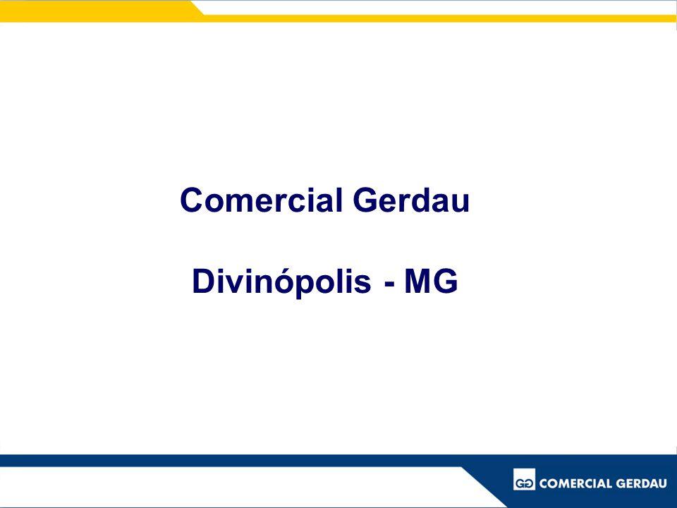 Comercial Gerdau Divinópolis - MG