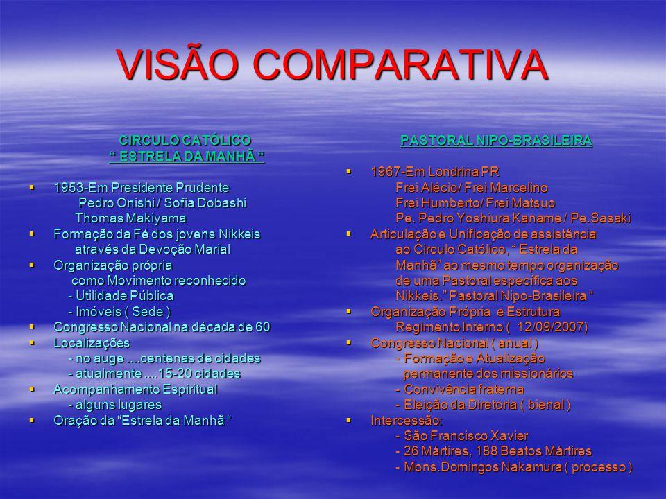PASTORAL NIPO-BRASILEIRA