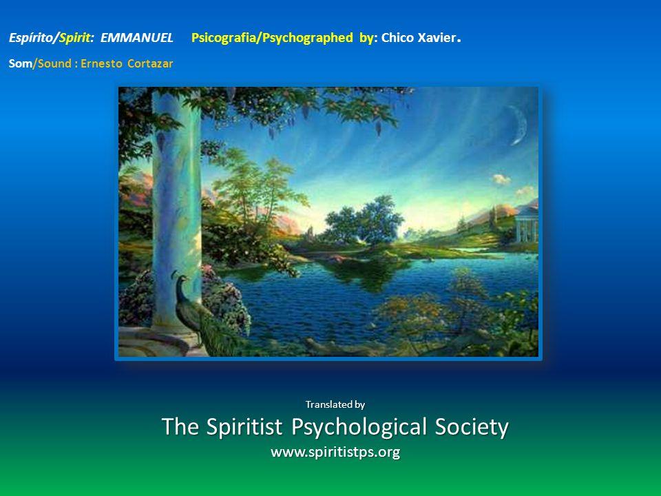 The Spiritist Psychological Society