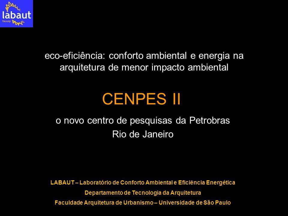o novo centro de pesquisas da Petrobras Rio de Janeiro