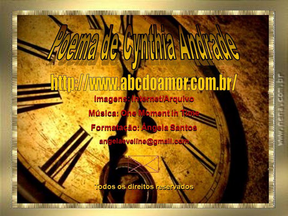 http://www.abcdoamor.com.br/ Poema de Cynthia Andrade