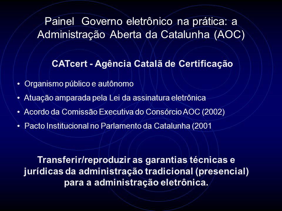 CATcert - Agência Catalã de Certificação