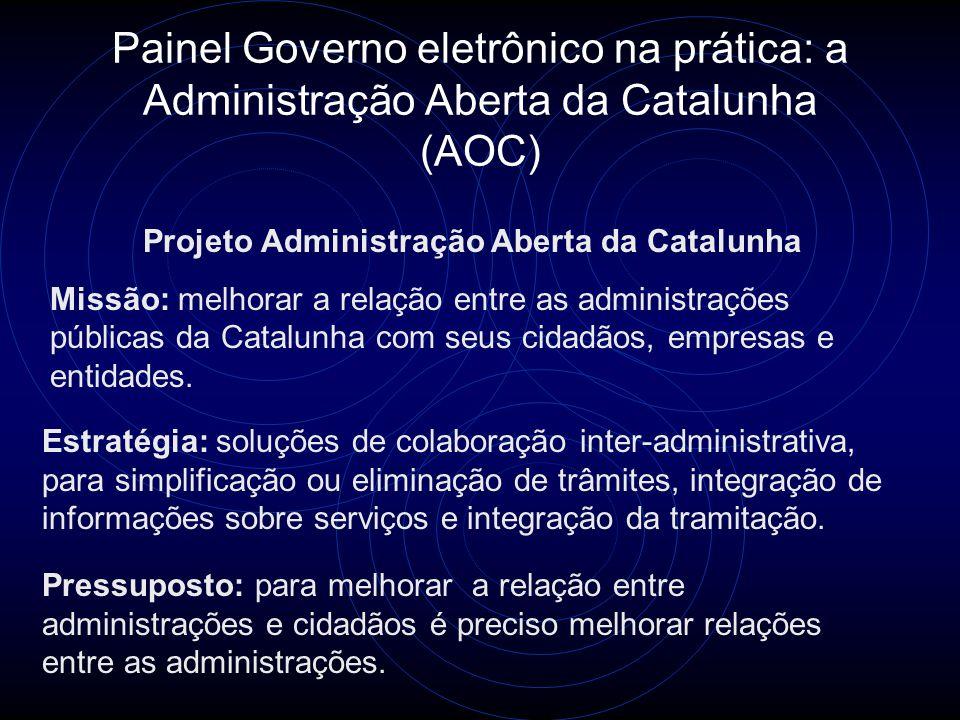 Projeto Administração Aberta da Catalunha