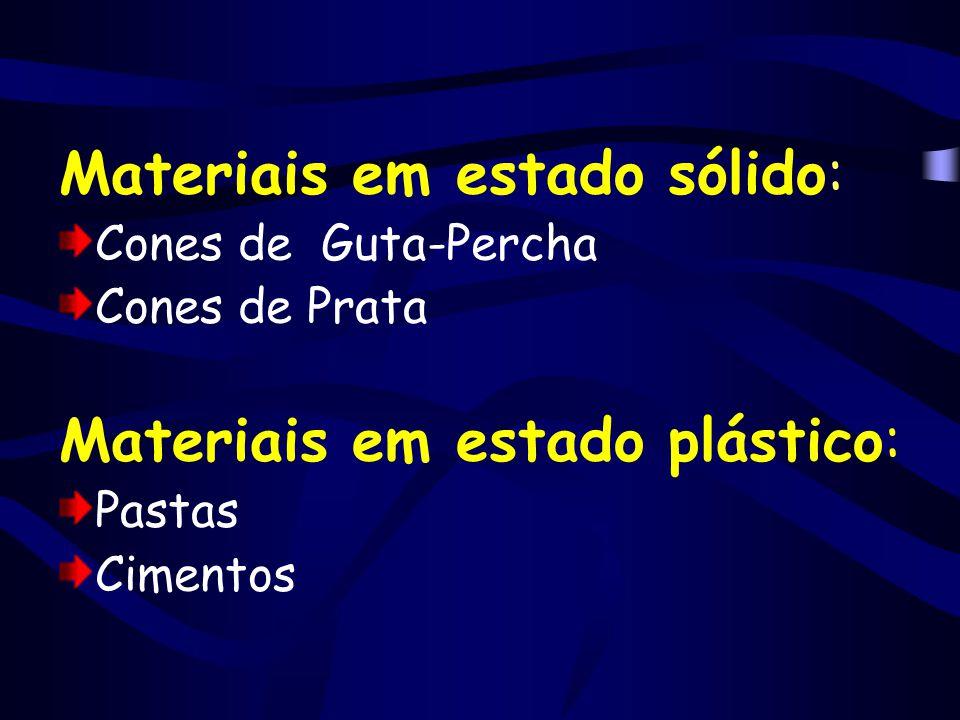 Materiais em estado sólido: