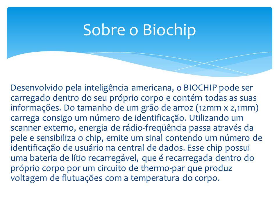 Sobre o Biochip