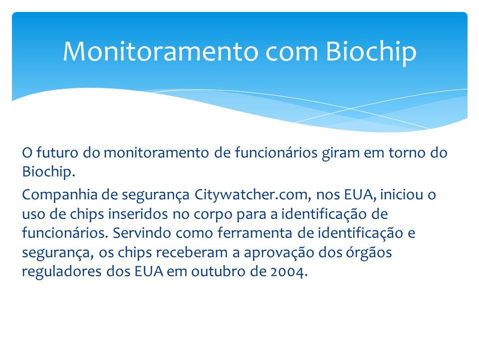 Monitoramento com Biochip