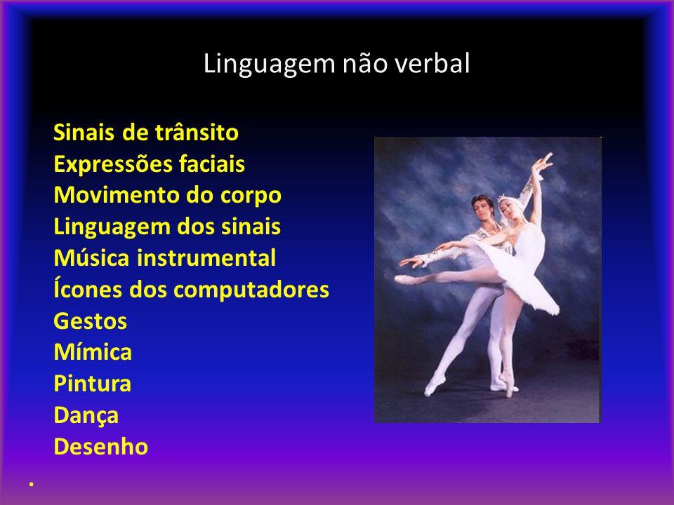 Linguagem não verbal