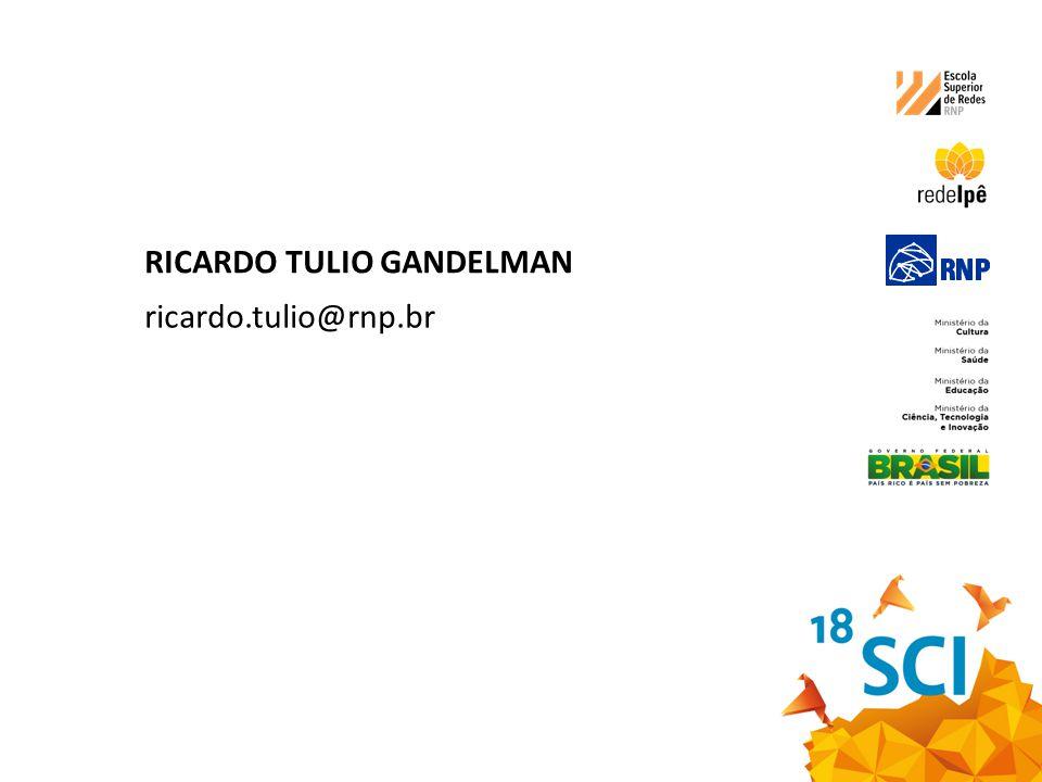RICARDO TULIO GANDELMAN