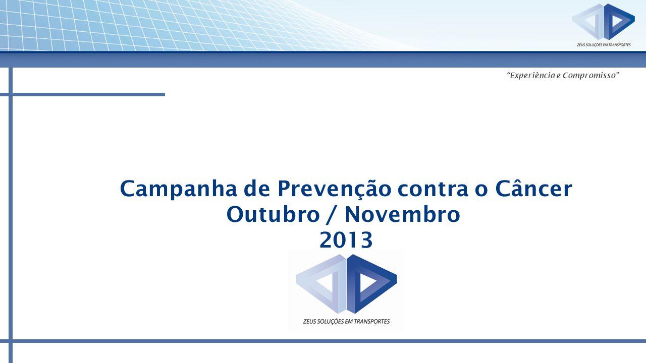 Campanha de Prevenção contra o Câncer