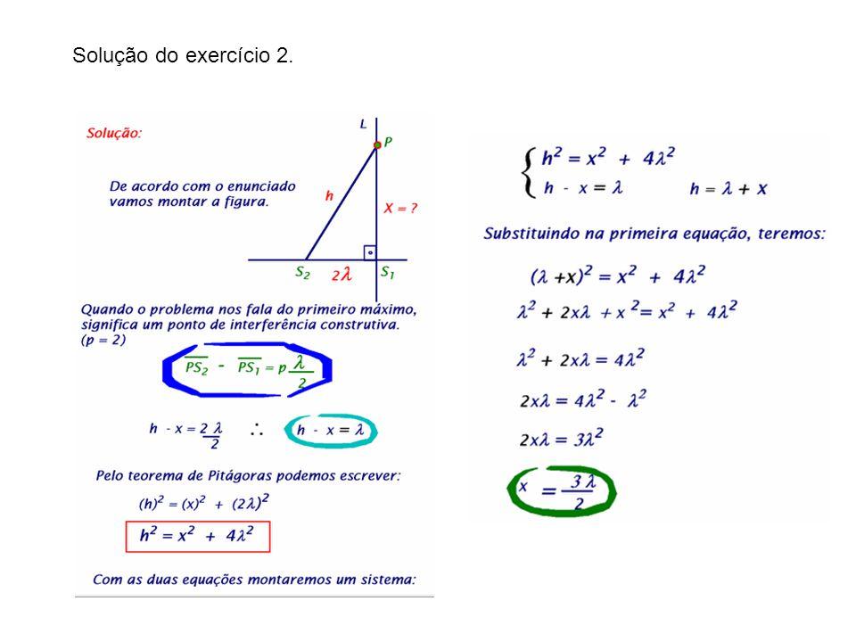 Solução do exercício 2.